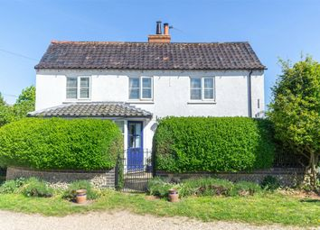 Thumbnail 4 bed detached house for sale in Church Lane, North Elmham, Dereham