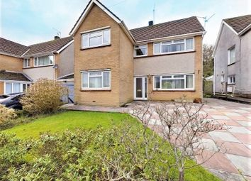 Thumbnail 3 bed detached house for sale in Dan-Y-Graig, Pantmawr, Cardiff.