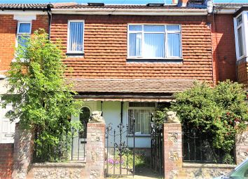 Thumbnail 5 bed terraced house for sale in Glenthorne Road, Copnor, Portsmouth, Hampshire