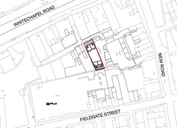 Land for sale in Vine Cottages, Sidney Square, London E1