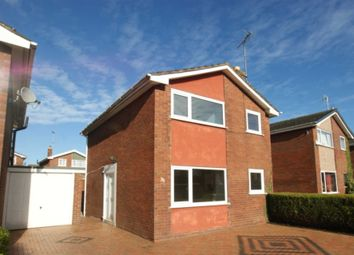 Thumbnail 3 bed link-detached house for sale in Lexham Green Close, Buckley, Flintshire, 2Hp.