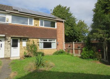 Thumbnail 4 bed semi-detached house for sale in Bethnal Walk, Bulwell, Nottingham
