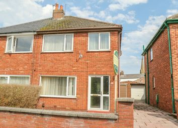 Thumbnail 3 bed semi-detached house for sale in Poplar Avenue, Kirkham, Preston, Lancashire