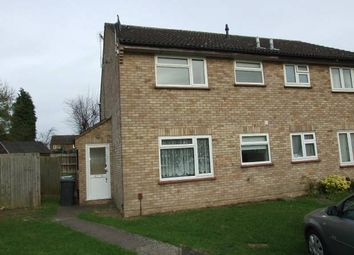 Thumbnail 1 bed property to rent in Gassons Road, Snodland