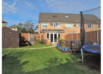 4 bed end terrace house for sale in Hoo Road, Rochester ME3