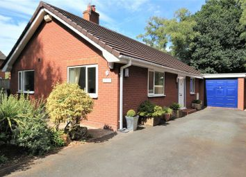 Thumbnail 3 bed bungalow for sale in Birchwood Grove, Higher Heath, Whitchurch