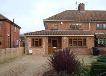 Thumbnail 5 bedroom property to rent in Dereham Road, New Costessey