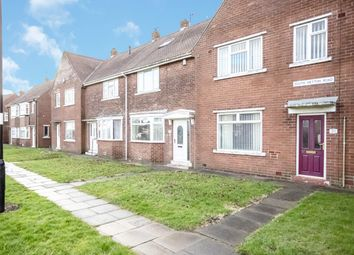 Thumbnail 2 bed terraced house for sale in South Hetton Road, Houghton Le Spring, Tyne And Wear