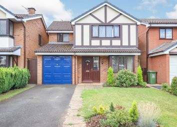Thumbnail 4 bed detached house for sale in Endeavour Place, Stourport-On-Severn