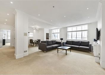 Thumbnail 3 bed flat to rent in Strathmore Court, Park Road, London