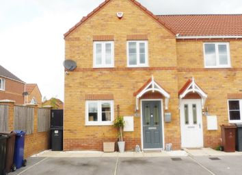 Thumbnail 3 bed town house for sale in Thornham Meadows, Goldthorpe