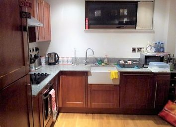 Thumbnail 1 bed flat to rent in Isaac Way, Manchester