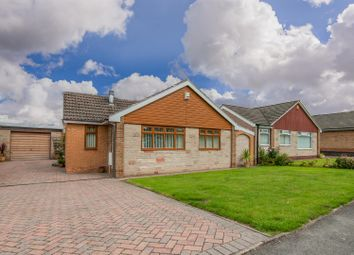 Thumbnail 3 bed detached bungalow for sale in Eastfield Crescent, Laughton, Sheffield