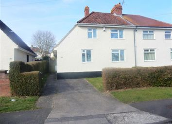 Thumbnail 3 bedroom semi-detached house for sale in Broadfield Road, Knowle Park, Bristol