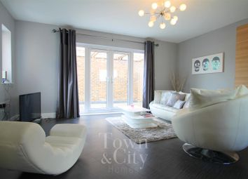 Thumbnail 2 bed link-detached house for sale in Paper Mill Mews, Greenhithe