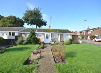 Thumbnail 2 bed bungalow to rent in Hutsford Close, Gillingham