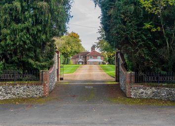 Thumbnail 5 bed detached house for sale in Waterbutt Row, Cambridge Road, Quendon, Saffron Walden