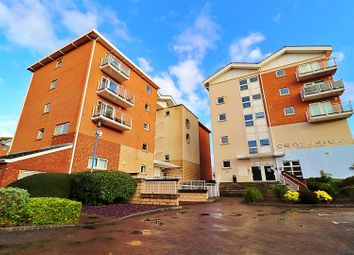 Thumbnail 2 bed flat for sale in Lynton Court, Chandlery Way, Cardiff