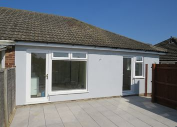 Thumbnail 3 bed semi-detached bungalow for sale in Cissbury Ring, Werrington, Peterborough