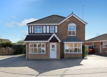 Thumbnail 4 bed detached house for sale in Broadlands Crescent, Bramley, Rotherham, South Yorkshire