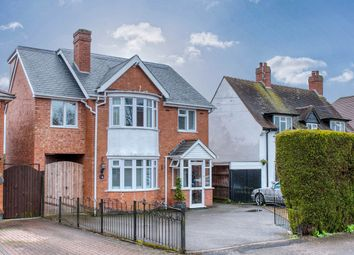 Thumbnail 4 bed detached house for sale in The Meadway, Headless Cross, Redditch