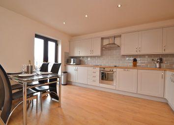 Thumbnail 2 bedroom flat to rent in St Thomas House, St Thomas Row, Leeds