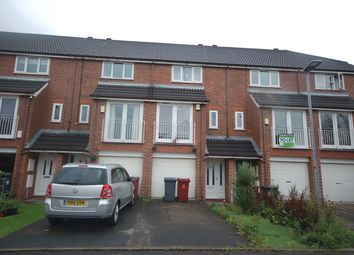 Thumbnail 3 bed town house for sale in Lockside, Blackburn