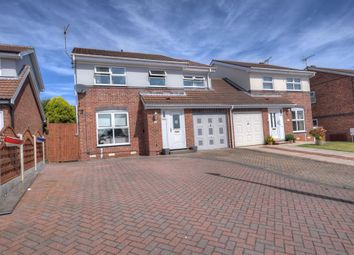 Thumbnail 4 bed link-detached house for sale in Orchard Close, Bridlington