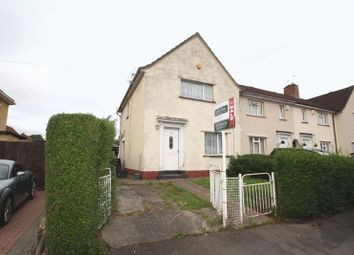 Thumbnail 2 bedroom end terrace house for sale in Newquay Road, Knowle, Bristol