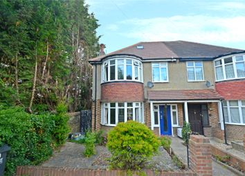 Thumbnail 4 bed semi-detached house for sale in Ashburton Gardens, Addiscombe, Croydon