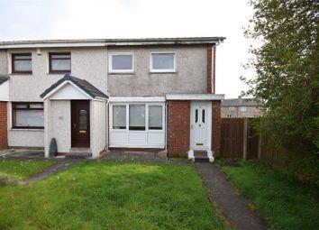 Thumbnail 2 bedroom end terrace house for sale in Jedburgh Street, Blantyre, Glasgow, South Lanarkshire
