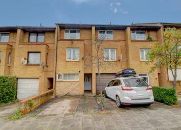Thumbnail 5 bed terraced house for sale in Shackleton Place, Oldbrook, Milton Keynes