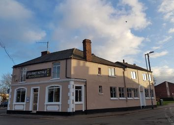 Thumbnail Restaurant/cafe for sale in Norfolk Street, Wisbech