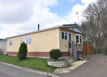 Thumbnail 3 bedroom mobile/park home for sale in St Gotthards Avenue, Martlesham Heath