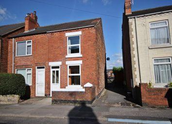 Thumbnail 2 bed semi-detached house to rent in Wilson Street, Alfreton, Derbyshire DE55, Alfreton,