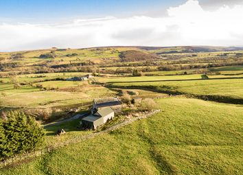 Thumbnail 4 bed farmhouse for sale in Woodhead Farm, Allendale, Hexham, Northumberland