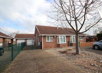Thumbnail 2 bed semi-detached bungalow for sale in York Street, Hemsworth
