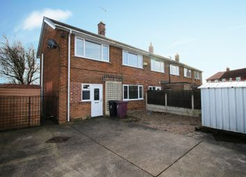 Thumbnail 3 bedroom terraced house for sale in East Street, Chesterfield, Derbyshire
