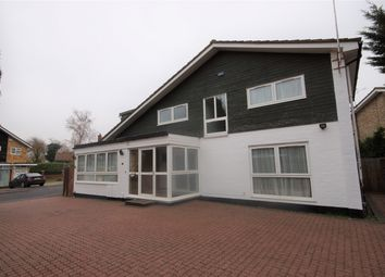 Thumbnail 4 bed detached house to rent in Staplefield Close, Pinner, Middlesex