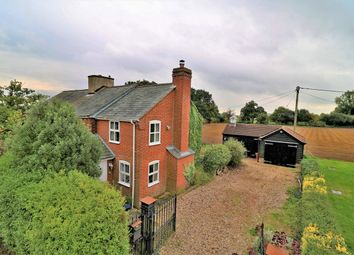 Thumbnail 3 bed cottage for sale in Colchester Road, Elmstead, Colchester, Essex