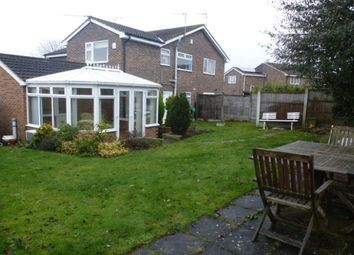 Thumbnail 2 bed property to rent in Lady Mantle Close, Chellaston, Derby