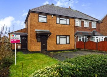Thumbnail 3 bedroom semi-detached house for sale in Philip Road, Tipton