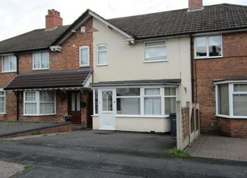 Thumbnail 3 bed semi-detached house to rent in Greenaleigh Road, Yardley Wood, Birmingham
