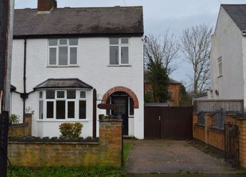 Thumbnail 3 bed semi-detached house to rent in Southam Road, Dunchurch, Rugby
