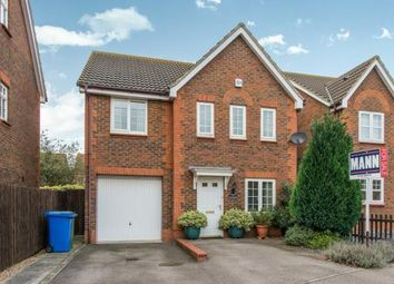 Thumbnail 4 bedroom detached house for sale in Penny Cress Road, Minster, Sheerness, Kent