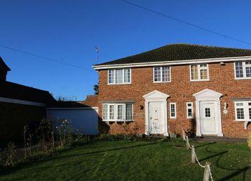 Thumbnail 5 bed semi-detached house for sale in Little Sutton Lane, Slough, Berkshire