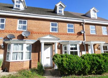 Thumbnail 4 bed town house for sale in Bayham Close, Bedford