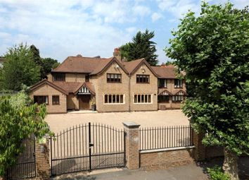 Thumbnail 8 bed detached house for sale in Parkside Gardens, Wimbledon
