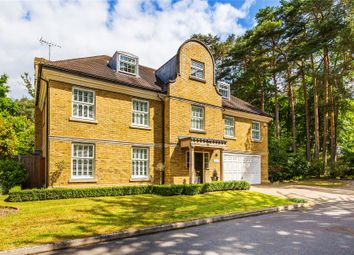 6 bed detached house for sale in Holly Bank Road, Hook Heath, Surrey GU22