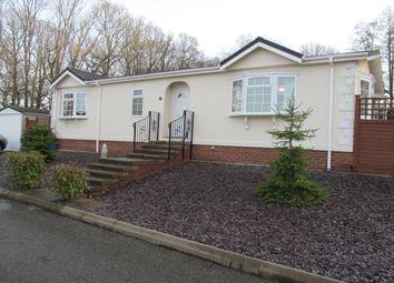 Thumbnail 2 bed mobile/park home for sale in Burwash Park (Ref 5487), Fontbridge Lane, Etchingham, East Sussex, 7